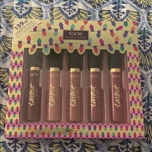 New Tarte lip gloss set